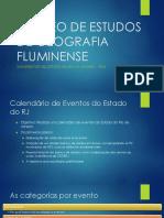 Apresentação - Calendário de Eventos do Estado do RJ