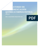 Manual Laboratorio de Química Medicinal