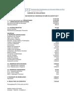8 Prestação de Contas Ago - 2017 - Parauapebas