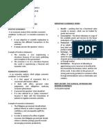 ECON01G- Lec1- Introduction to Economics Part 2