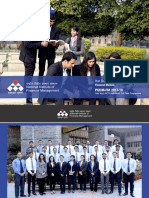 PGDM Financial Markets 2017 18