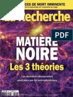 La Recherche - Octobre 2018