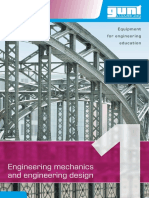Gunt Engineering Mechanics and Engineering Design
