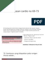 Pembahasan Cardio 69-73