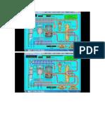 Valvula de 4 Vias Funcion