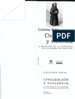 Civilizacion y Violencia