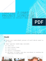 Chapter 2 Project Lifecycle Part 2