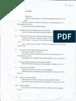 Human Rights Syllabus p.1&Amp;2