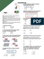 examen de MATEMÁTICAS quinto grado 2018.docx
