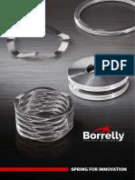 Borrelly Catalogue en BD