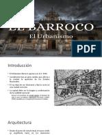 Urbanismo Barroco