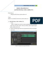 Tool Adobe Audition
