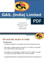Gas Authority of India Ltd Presentation