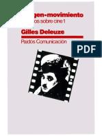 Gilles Deleuze La Imagen Movimiento 275 299 (1)