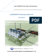 600MW Training Manual of Boiler
