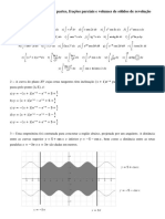 Lista 04 - Partes, Frações Parciais e Volume (1)