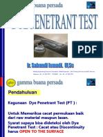 Dye Penetrant 2