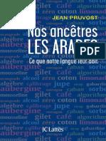 Nos Ancetres Les Arabes - Ce Qu - Jean Pruvost