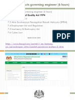 7.1 Environmental Quality Act