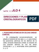 Mc 112- Unidad 5-2018-2.Direc. Plan