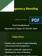 RS1- K23 Late Pregnancy Bleeding
