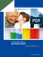 Alphachem Ink-Mate Inkjet Plotter Inks
