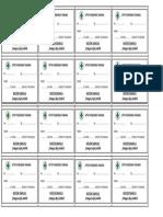 Esensi Standard Dan Instrumen Bab III, VI, IX Akreditasi PUSKESMAS & FKTP