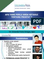 Presentasi Prostat Awam