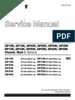 CAT Service Manual