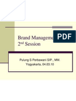 Brand Management #2