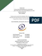 Manajemen Perpajakan - Perencanaan Dan Pengendalian Atas Pajak Pertambahan Nilai Dan Atau Pajak Penjualan Atas Barang Mewah