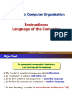 Lecture 4 COMP2611 ISA Part1
