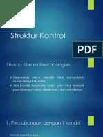 8 Struktur Kontrol