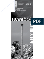 Fluval Sea a3983 a3984 a3985 Marine Reef Performance Led Instructions Int 14
