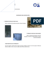 Formaleta Metalica Para Todo Tipo de Proyecto_2