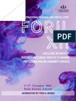 Booklet Foril XII