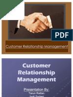 19425945 Customer Relationship Management