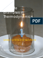 Examples in Thermodynamics