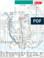 Mapa Rodalia Barcelona ATM