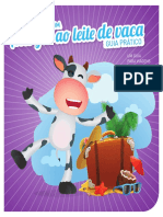 alergia ao leite de vaca