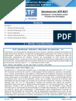 Informativo STF 837