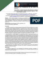 MODELAGEM E IDENTIFICAÇÃO DE PARÂMETROS DE UM CORPO DE BORBOLETA DE UM VEÍCULO.