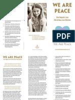 Christinas Peace Projekt