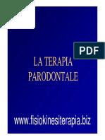La Terapia Parodontale