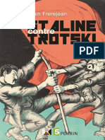 Staline contre Trotski - Alain Frerejean.epub