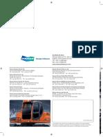 DcX140W Diagrama Hidráulico