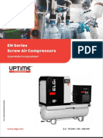 Lubricated Screw Compressor