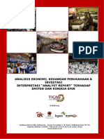 4. TICMI-AEKPI-Interpretasi Analysis Report Terhadap Emiten Kinerja Efek