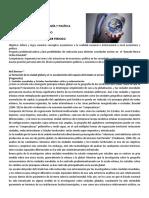GUÍA No1 economía y política grado 11° primer periodo