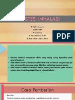 Anastesi Inhalasi (Rizky Caranggono)